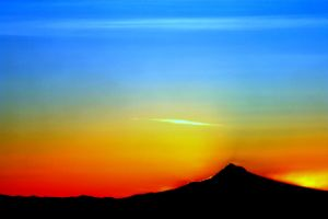 Wonderful Mount Hood Sunrise by designerfied