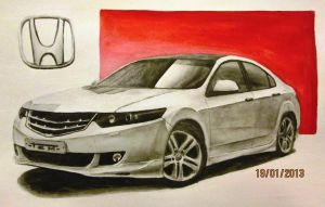 Accord by ArtemkA-18RUS
