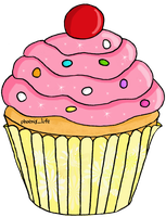 Cupcake (2011) by astateofconfusion