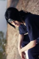 Itachi . Bleeding heart by selfoblivion