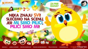 Mi smo Pilici - Pilici smo Mi - We Are Chickens! by djnick2k