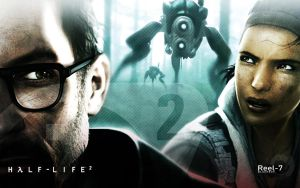 Half-Life 2 Episode2 Wallpaper by McFlyWalker