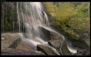 Portal Falls by Lesstraveledphotos