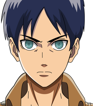 Eren Yeager by toothblade007