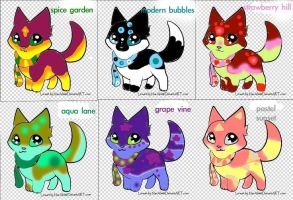 puppy adopts by ThatAnimeDude