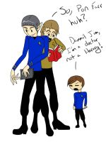 Pon Farr Huh? by RectalLobster