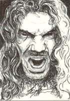 Clay Guida by therealbradu