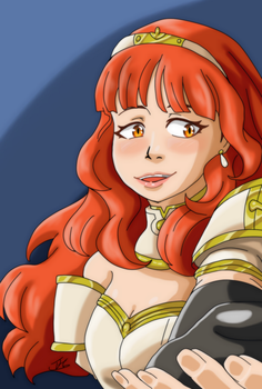 CELICA by TrulyndHall