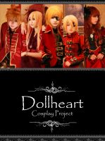 Red Doll Heart Cosplay by Silverx1307
