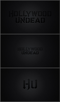 Hollywood Undead Wall Coll. by Tibneo