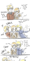 Crack Comic Hetalia by Midoromi