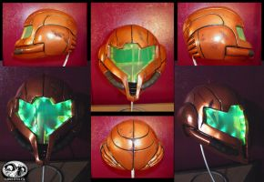 Metroid Helmet Final by Evil-FX