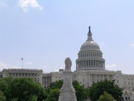 The Capitol Building by j-dub