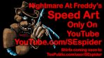 Nightmare At Freddy's by SEspider