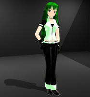 MMD - Serena...Possible Download? by XxRandomParanoiaxX