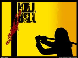 Kill Bill by munkys-designs