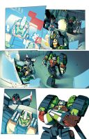 invasion prologue page 1 by beamer