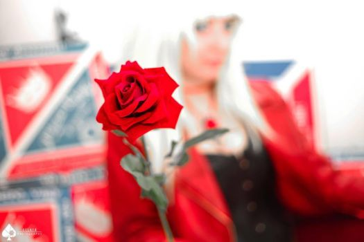 Lady Dante: Do you love Roses? by Smery
