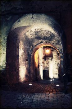Dungeon by angra1811