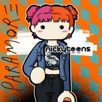 Paramore: Still Into You by NickyToons