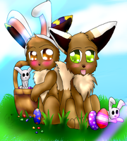 Happy Easter .:2012:. by Angel-Prower