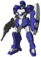 RGE-G1100 Adele (Diva squad colors) by unoservix