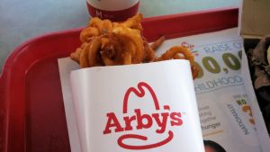 Arby's Curly Fries by BigMac1212