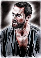 Richard Armitage, intense John Proctor by jos2507
