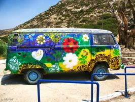 Hippy bus by BillyNikoll