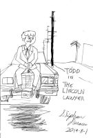 Toon cameo: the Wayside lawyer by stephdumas