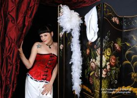 Moulin Rouge Cancan by LadyBilliePrudence