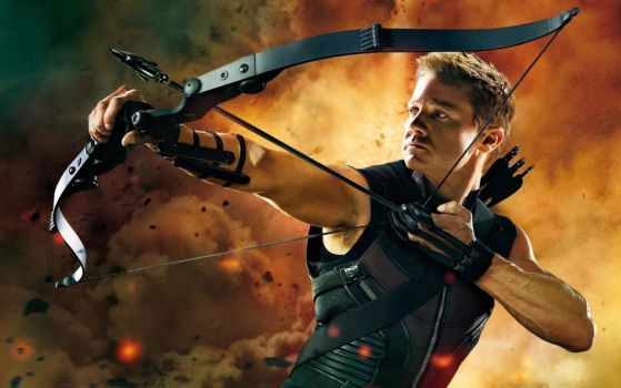 Hawkeye Wallpaper by Kera-Ilabaca-Belle
