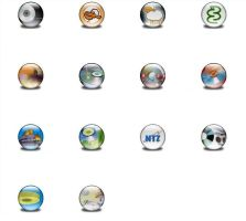 CD-R Apps 1 Globe zoomers by jamest