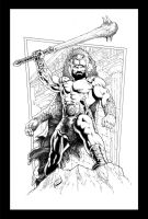 I Am Hercules Pencils by Yannis Rubus Roumboulias by TheInkPages