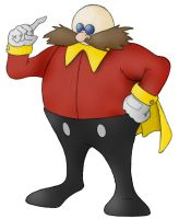 Doctor Ivo Robotnik by 94cape69