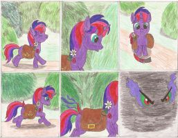 MLP Comic The Return by kiinastar