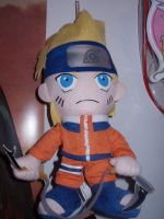 Naruto plush by KittyChanBB