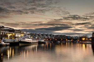Bristol Harbour by pavlack