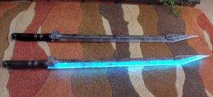 Zer0's Sword (Borderlands 2) by Flyntendo