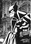 Grey Gotham by KidNotorious