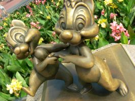 Chip and Dale by worldtraveler08