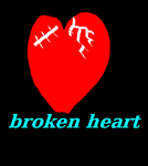 broken heart by kiss-thekiwiwnow3oh3