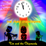 Tim an Chipmunks - The Final Countdown Album Cover by FireFoxOmicron