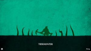 Dota 2 - Tidehunter Wallpaper by sheron1030