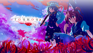 Touhou Wallpaper by Pau-x