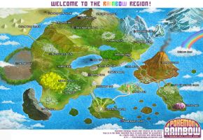 The Rainbow Region
