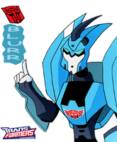 Animated Blurr by Cyberwing013