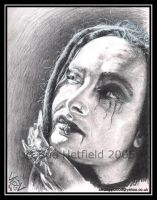 Dani Filth by LittleMissEvil