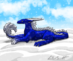 The Days of Winter by Lucieniibi