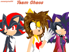 Team Chaos .:OLDARTISOLD:. by TheChaosSpirit